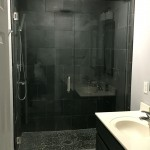 Frame-less Glass Shower Doors
