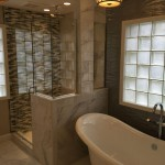 Custom Frame-less Glass Shower Doors