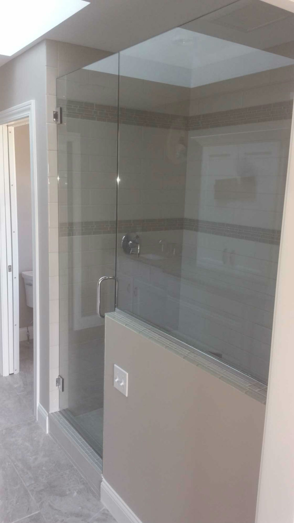 Frameless Euro Doors